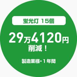 29万4120円削減!