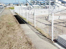 フェンス設置が義務化