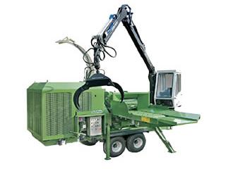 発電用 木材チップ製造機(小型・中型・大型)