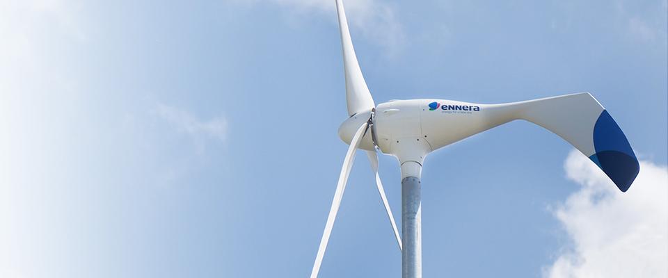 風力タービン WINDERA S