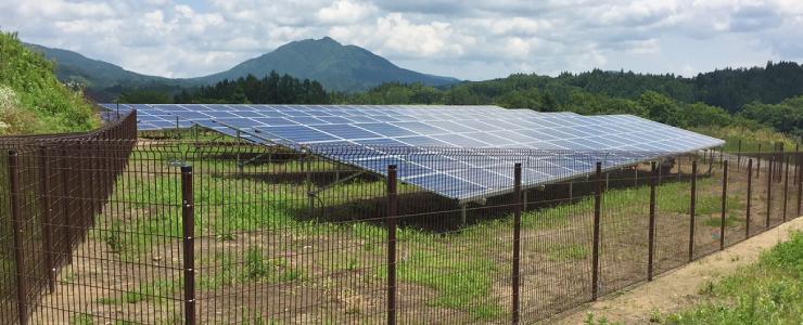 太陽光発電所用フェンスの正しい選び方