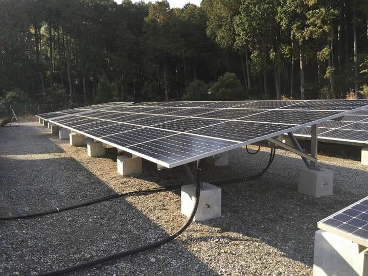 太陽光発電(京都府)39.6kW