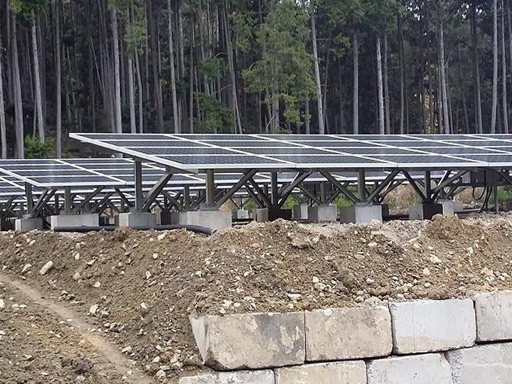 太陽光発電(京都府)49.5kW