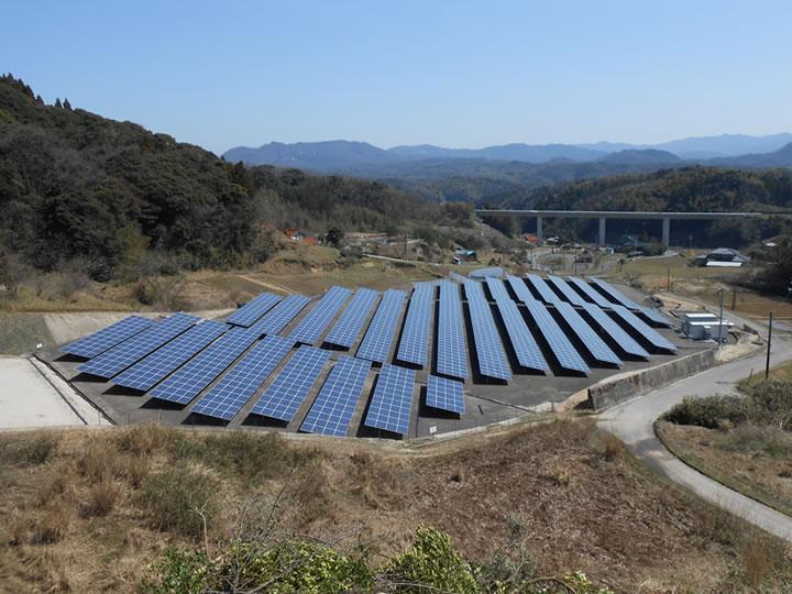 太陽光発電(島根県)660kW
