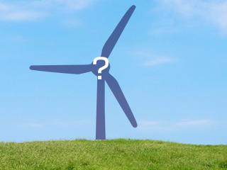 小形風力発電機とは?大きさは?
