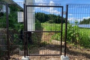 フェンス画像