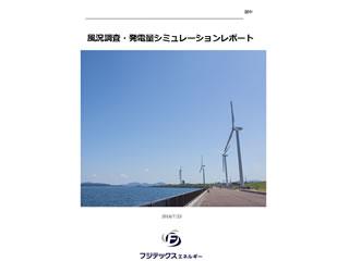 風況調査・発電量シミュレーション(詳細・有料)