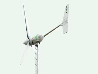 小形風力発電機 XZERES 442SR(エグザラス)