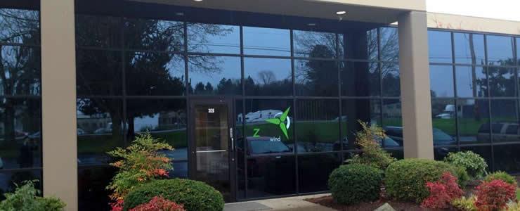 小形風力発電機メーカーXZERES wind社との商談、工場見学のためアメリカ・オレゴンへ
