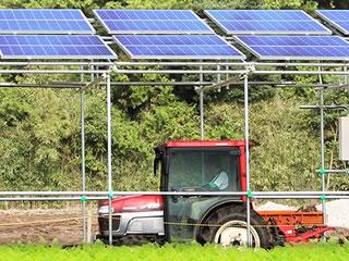 営農型 太陽光発電システム導入サポート
